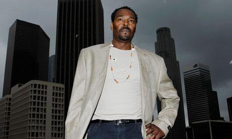 Rodney King, Los Angeles, April 2012
