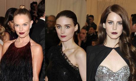 Met Gala 2012: Kate Bosworth, Rooney Mara and Lana Del Ray