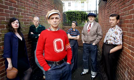Kevin Rowland with Dexys