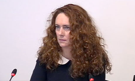 Rebekah Brooks at Leveson