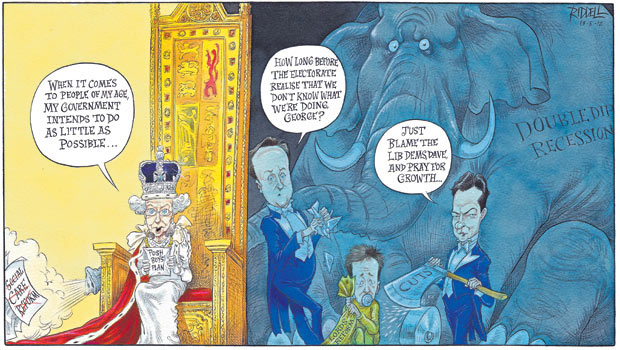 Chris Riddell 13 May 2012
