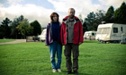 Alice Lowe and Steve Oram in Sightseers