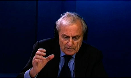 Sir Harold Evans