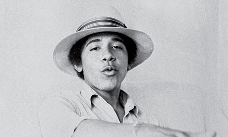 Barack Obama: the college years