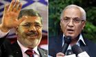 Mohammed Morsy and Ahmed Shafik