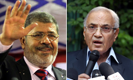 Mohammed Morsy and Ahmed Shafik