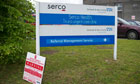 Serco's headquarters in Truro, Cornwall.