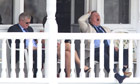 Ken Clarke at Trentbridge