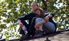 Damian Lewis and Morgan Saylor in the series closer of Homeland
