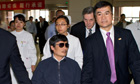 Chen Guangcheng and Gary Locke