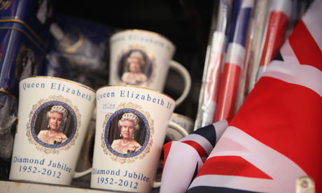 diamond jubilee flags mugs