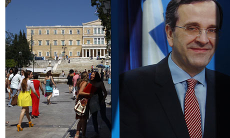 Greek elections: anger has given way to the politics of fear