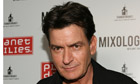 Charlie Sheen ... he has standards.