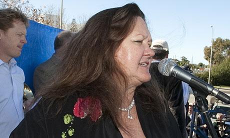 Gina Rinehart Calls For Sterilization of The Poor