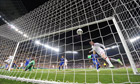 Rooney scores