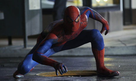 Is the Amazing Spider-Man really a superhero film 'for women'?