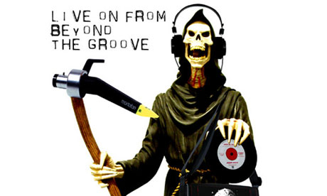 And Vinyly's Grim Reaper