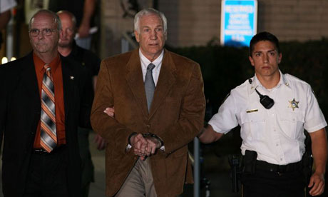 Jerry Sandusky found guilty