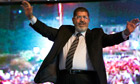Egyptiam president-elect Mohamed Morsi