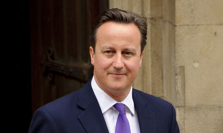 David Cameron: a political lesson from his daughter