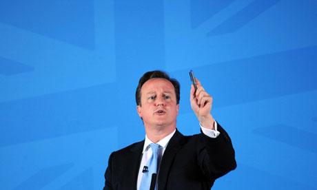Cameron unveils welfare reform