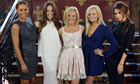 The Spice Girls launch their muscial Viva Forever