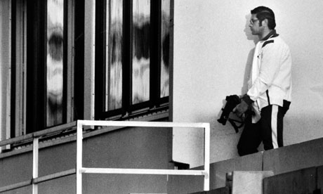 Munich Olympics massacre: the fight for remembrance sraeli coach Andrei Spitzer was one of those murdered at the 1972 Games. His widow, Ankie, explains why she is determined to see their memory finally honoured in London