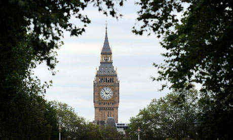 The clock tower of the Palace of Westminster - to be renamed Elizabeth tower.