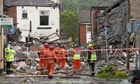Explosion houses Shaw oldham