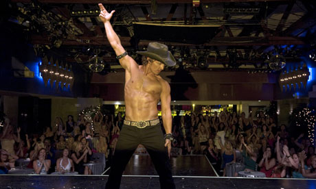 Matthew McConaughey in Magic Mike: waxed chests, Florida and male stripping ...