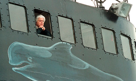 Anti-Walfang-Aktivist Captain Paul Watson. Photo: Corbis