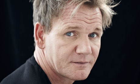 The 51-year old son of father Gordon Ramsay and mother Helen Cosgrove, 188 cm tall Gordon Ramsay in 2018 photo