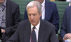 Marcus Agius Treasury Select Committee