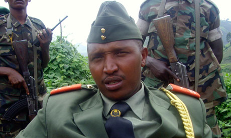 Congo general Bosco Ntaganda