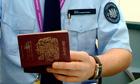 Heathrow temporary border staff