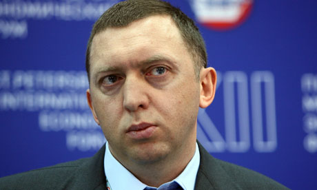 Michael Cherney Oleg Deripaska case litigant 39had criminal links39 court