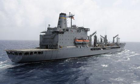 US Navy USNS Rappahannock