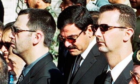 Syria's General Assef Shawkat