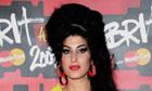 Amy Winehouse, February 2007