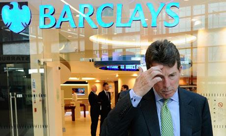Barclays ex president Bob Diamond