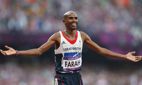 Mo Farah 
