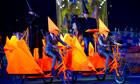 Olympic Stadium Closing Ceremony