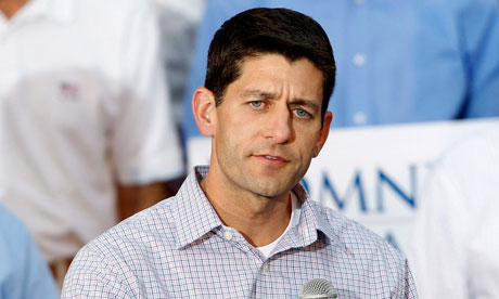 Paul Ryan, August 2012