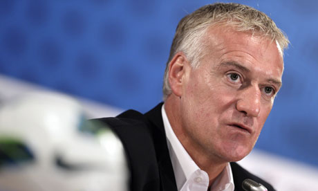 <b>Didier Deschamps</b> lays down law as France youth underpin fresh start | Amy <b>...</b> - Didier-Deschamps-008