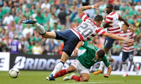 Mexico vs USA friendly