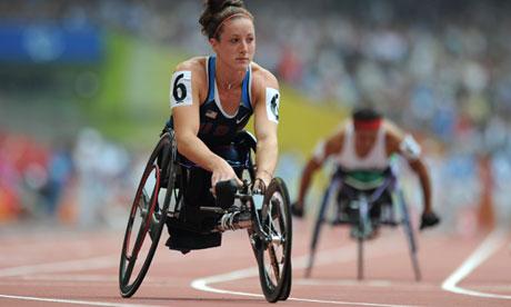 Tatyana McFadden, 2008 Paralympic Games
