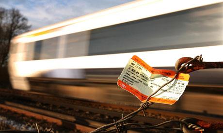 Rail fare rise