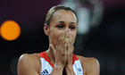 Jessica Ennis … would she have flourished under a laissez faire system?
