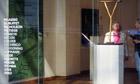 cork street gallery window