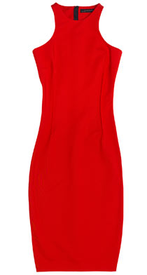 Dress, £45.99, by Zara, zara.com